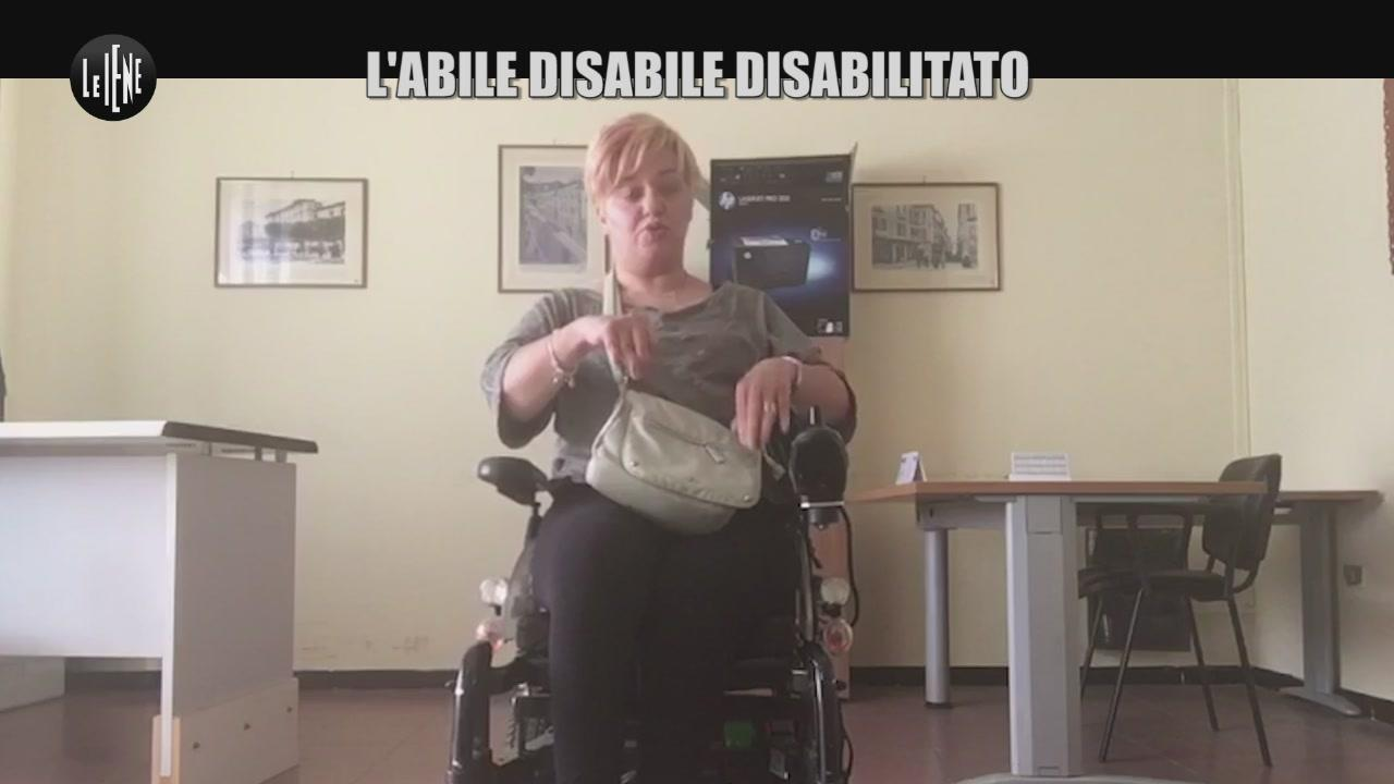 VIVIANI: L'abile disabile disabilitato