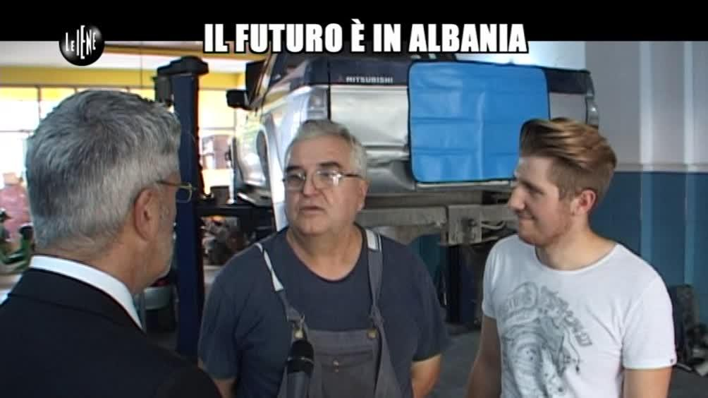 LUCCI: Il futuro è in Albania