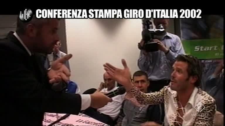 LUCCI: Conferenza stampa Giro d'Italia